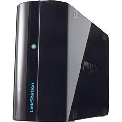 【クリックで詳細表示】外付HDD [LAN・1TB] サファイアブラック・RAID 1機能搭載 LS-WSX1.0L/R1J