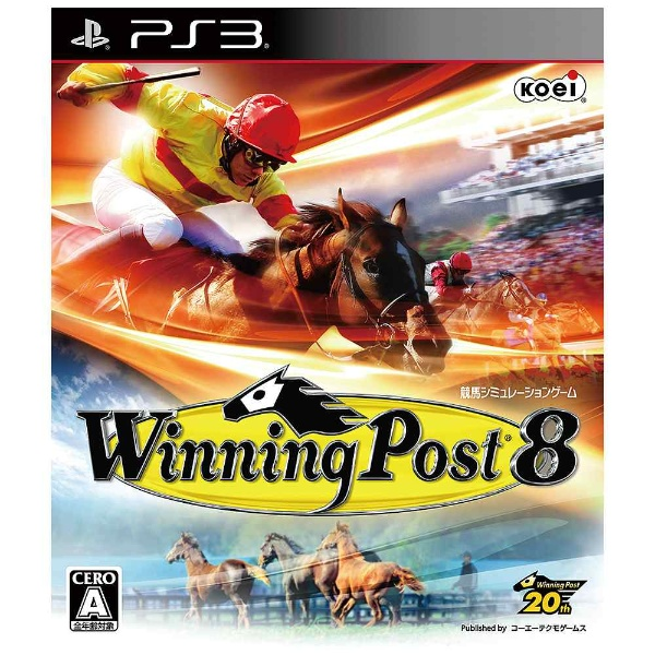 Winning Post 8 [�ʏ��] [PS3]