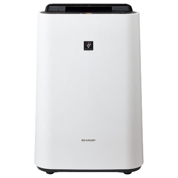 加湿空気清浄機 (空気清浄:~18畳/加湿:~11畳) KC-E40-W ホワイト系 [プラズマクラスター搭載・PM2.5対応]