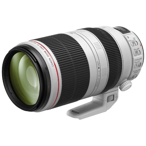 【クリックで詳細表示】交換レンズ EF100-400mm F4.5-5.6L IS II USM【キヤノンEFマウント】【日本製】