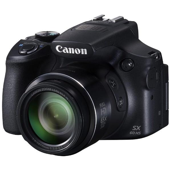 【クリックで詳細表示】コンパクトデジタルカメラ PowerShot SX60 HS