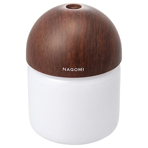 車載/USB対応 アロマ加湿器「NAGOMI」( 1畳) HF-1418DB ダークブラウン