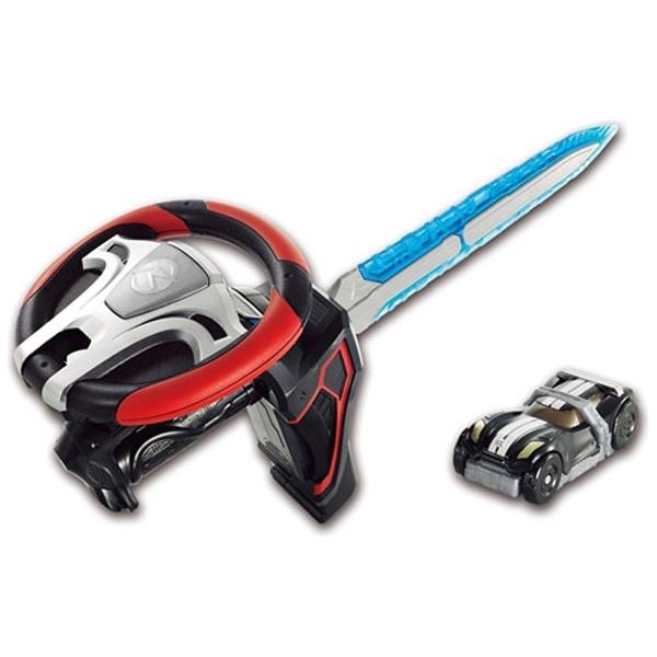 【クリックで詳細表示】仮面ライダードライブ 超絶運転 DXハンドル剣