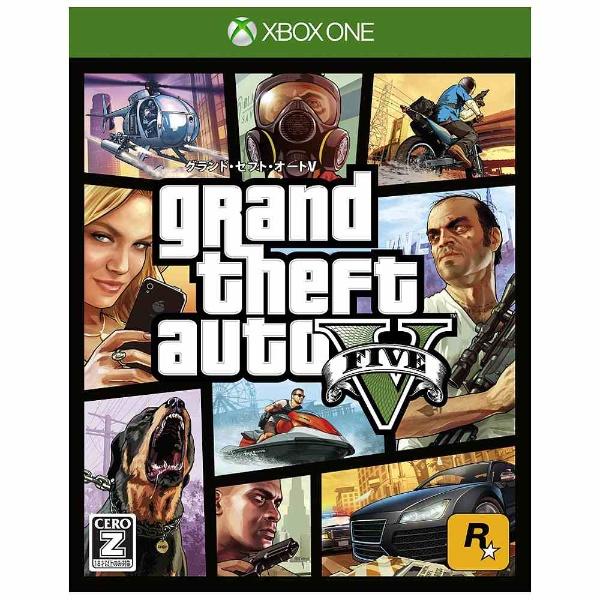 グランド・セフト・オートV [Xbox One]