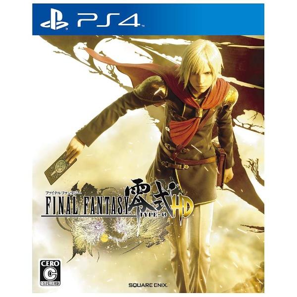 ファイナルファンタジー 零式 HD [PS4]
