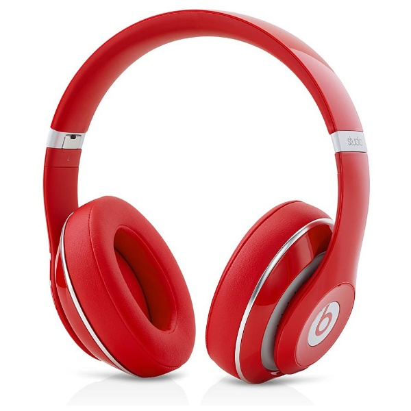 Red Beats Studio Wireless