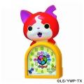 """Alarm clock """"Yo-Kai Watch"""" JF378A"""