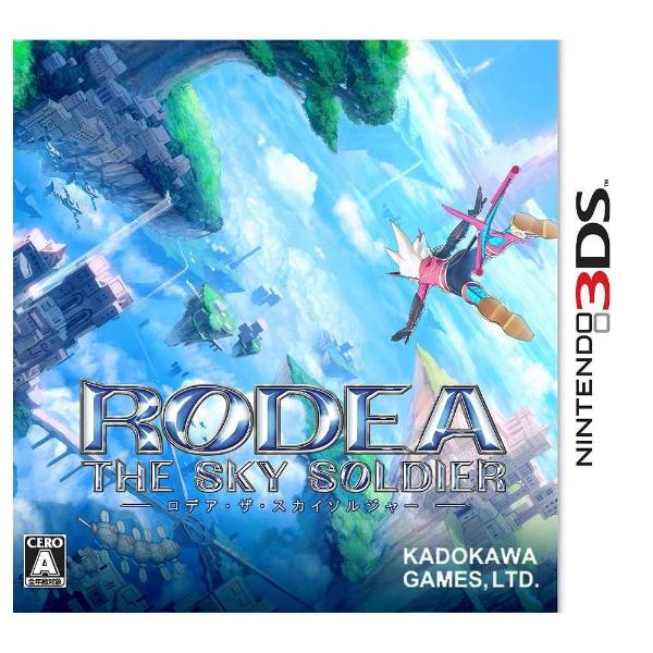 RODEA THE SKY SOLDIER(���f�A�E�U�E�X�J�C�\���W���[) [3DS]