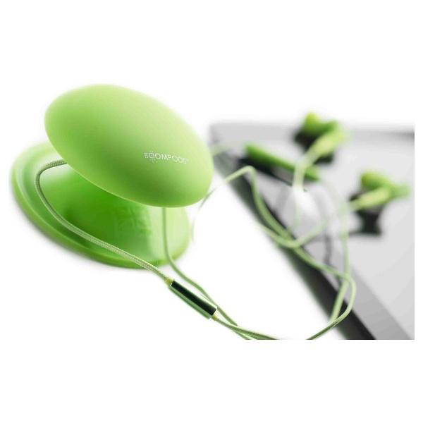 earpods for Apple MFi IBP-EPIGRN [グリーン]