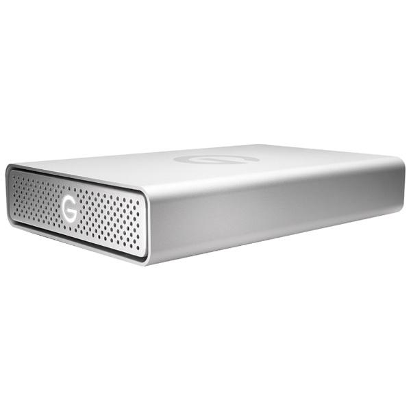 G-DRIVE USB G1 3000GB Silver JP 0G03593