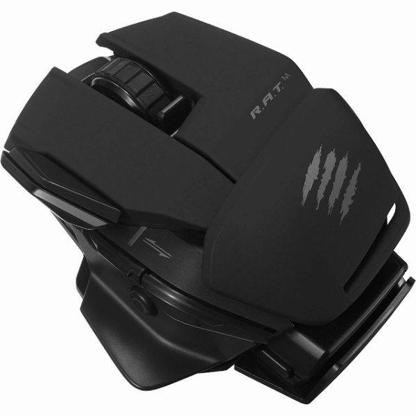 Office R.A.T.M Wireless Mobile Mouse MC-ORM-PC