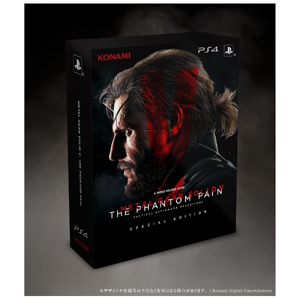 METAL GEAR SOLID V�F THE PHANTOM PAIN SPECIAL EDITION [�����] [PS4]