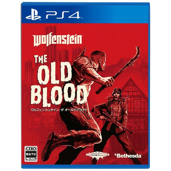 Wolfenstein: THE OLD BLOOD [PS4]
