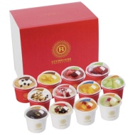 "[point up object article] ""Ginza rerojieegyusukiroru"" ice M-A-GPAIN [sweets gift]"