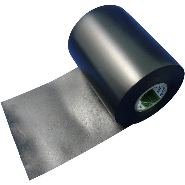 【クリックで詳細表示】防食テープ No.51 0.4mm×100mm×10m 黒 51100