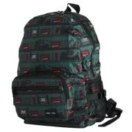 Folding rucksack H0006-03 London green