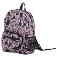 Folding rucksack H0006-03 Sleeping Beauty purple