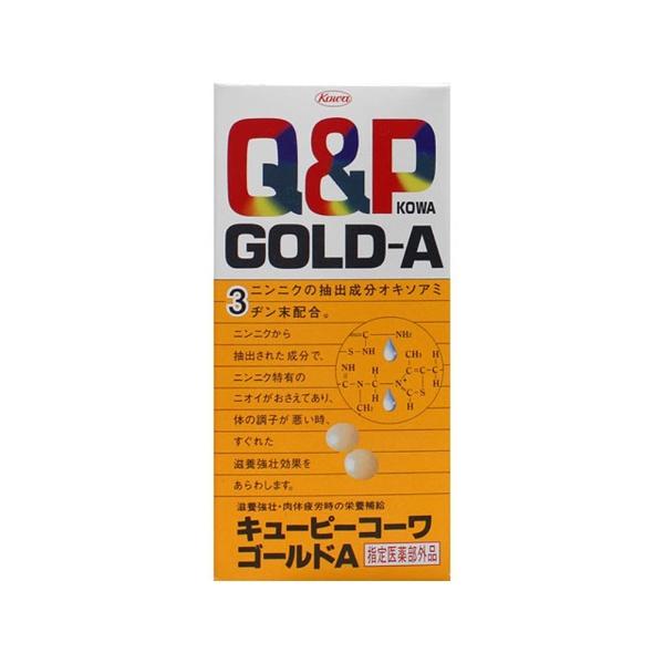 キューピーコーワ ゴールドA 180錠
