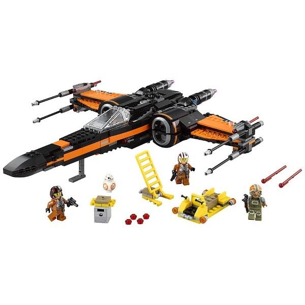 LEGO(レゴ) 75102 スター・ウォーズ ポーのXウィング・ファイター[TM