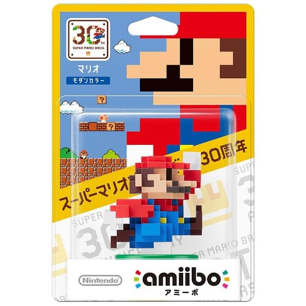 amiibo NVL-C-AFAB [マリオ(モダンカラー)(SUPER MARIO BROS. 30thシリーズ)]