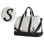 Folding Boston bag (dome type) H0002 initial S