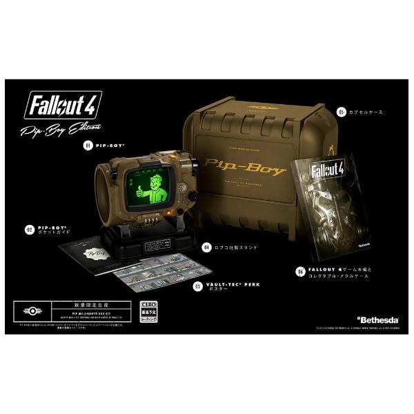 Fallout 4 Pip-Boy�G�f�B�V���� [PS4]