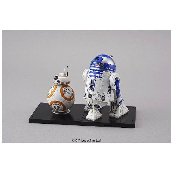 スター・ウォーズ 1/12 BB-8&R2-D2