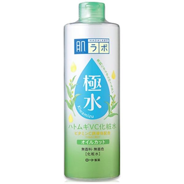 肌ラボ 極水 ハトムギVC化粧水 400ml