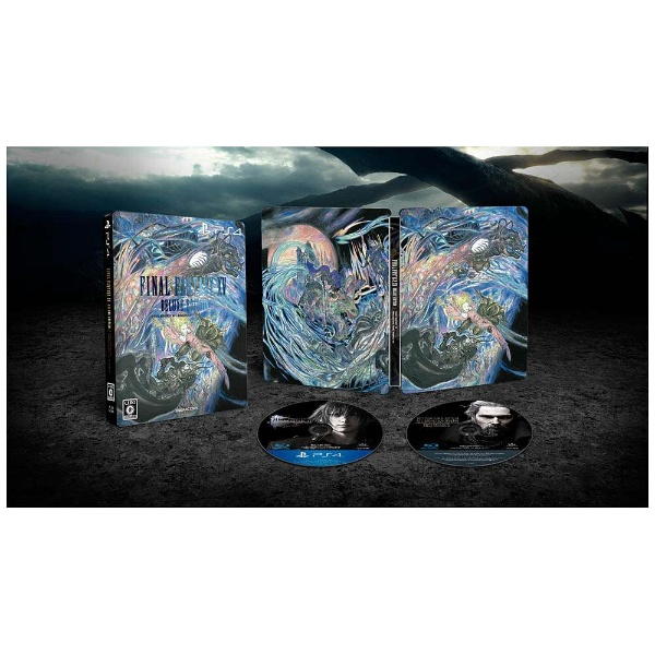 スクウェア・エニックス ファイナルファンタジーXV DELUXE EDITION [PS4]