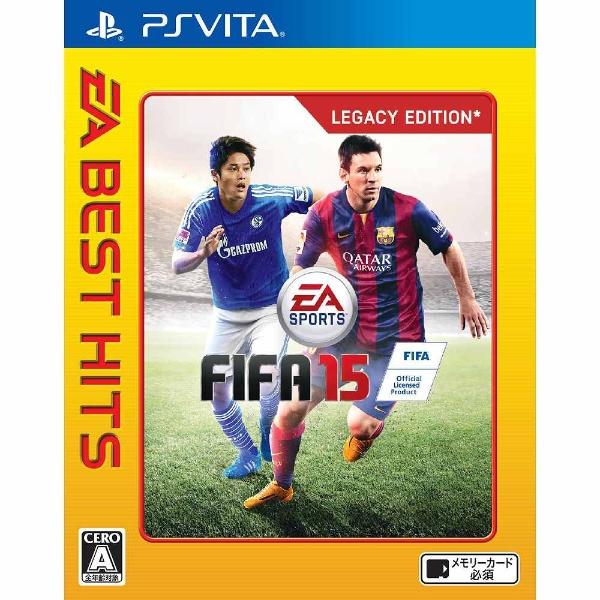 エレクトロニック・アーツ FIFA15 [EA BEST HITS] [PS Vita]
