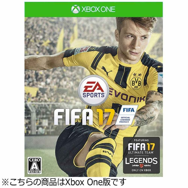FIFA17 [通常版] [Xbox One]