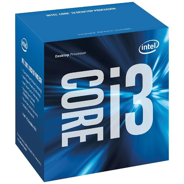 インテル Core i3 6100T BOX