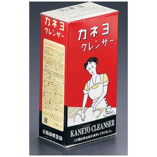 カネヨ石鹸 カネヨ クレンザー赤函 350g