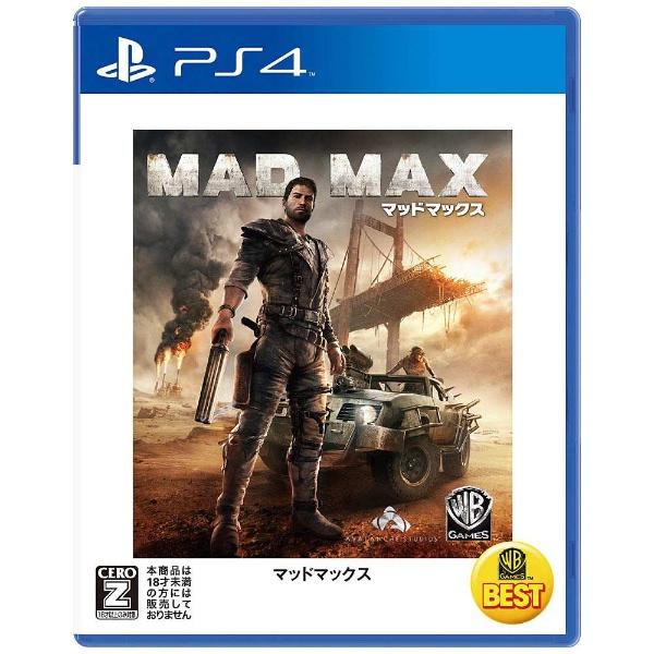 マッドマックス [WARNER THE BEST] [PS4]