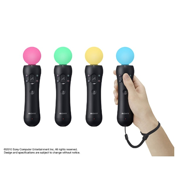 PlayStation Move モーションコントローラー CECH-ZCM1JY
