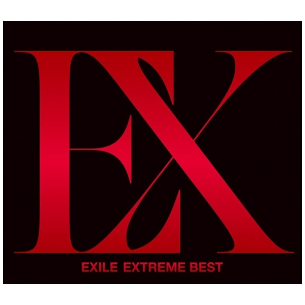 Exile extreme best 3cd sumapuramyujikku cd exterior defective