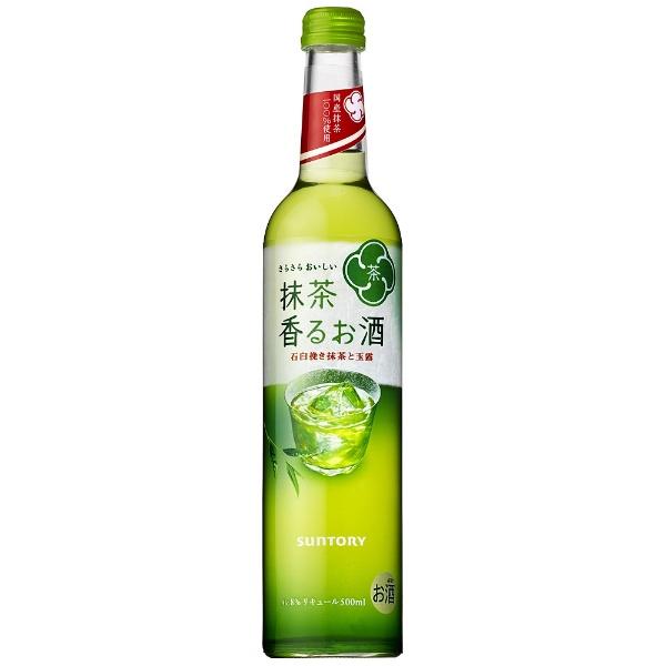 抹茶香るお酒 500ml