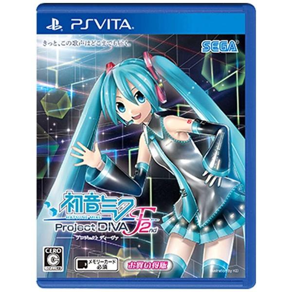 初音ミク - Project DIVA - F 2nd [お買い得版] [PS Vita]