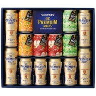 The Premium Malt's family set PF30N [beer gift]