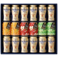 The Premium Malt's family set PF40N [beer gift]