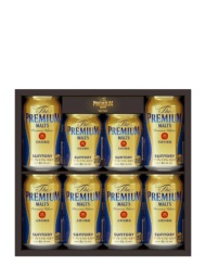 The Premium Malt's set BPC2N [beer gift]