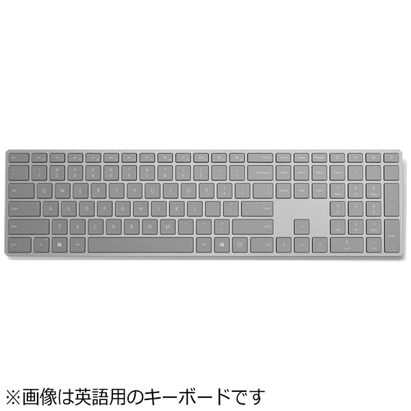 Surface Keyboard WS2-00019 [シルバー]