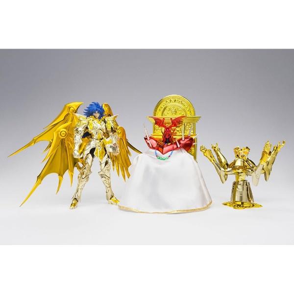聖闘士聖衣神話EX ジェミニサガ 神聖衣 サガサーガプレミアムセット