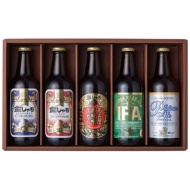 Gold killer whale beer set KMB-5A [beer gift]