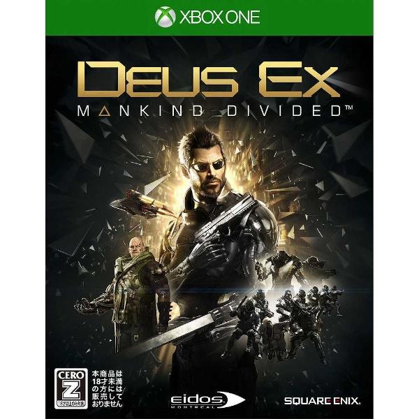 デウスエクス マンカインド・ディバイデッド [Xbox One] 製品画像