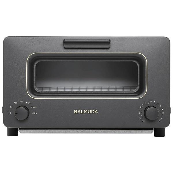 オーブントースター 「BALMUDA The Toaster」(1300W) K01E-KG BlackxGold