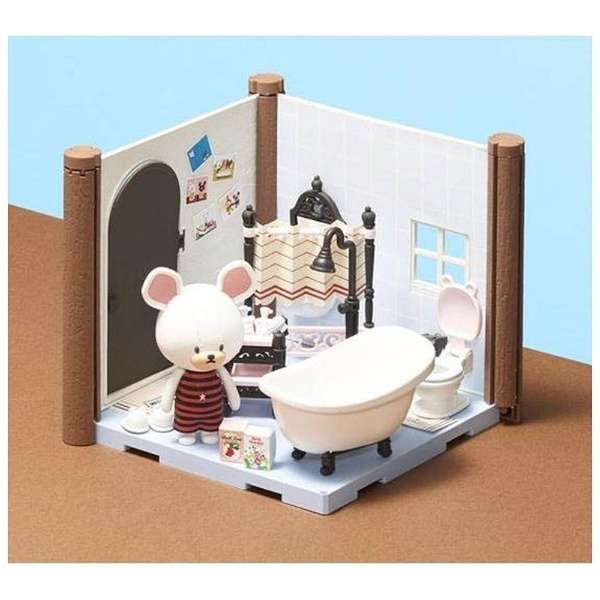 Bic Camera Com Bandai Haco Room Hakorumu Kumanogakkou Bathroom Kit