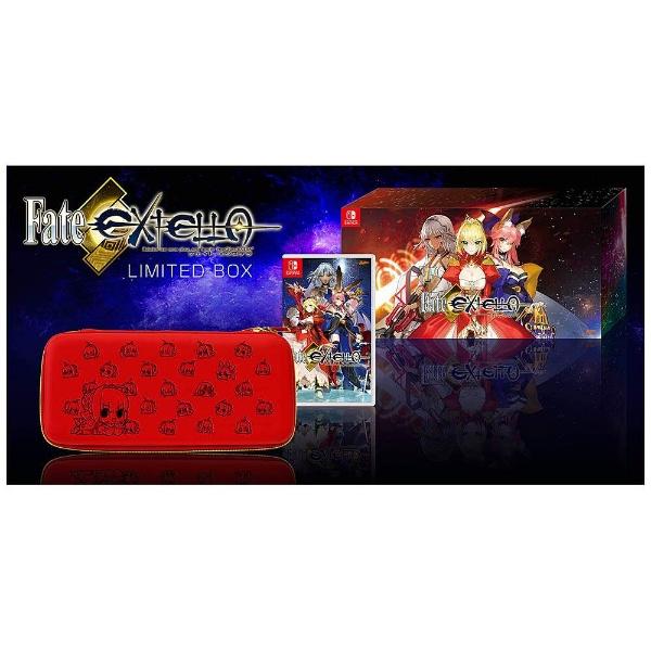 Fate/EXTELLA LIMITED BOX [限定版] [Nintendo Switch]
