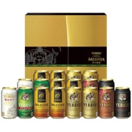 Ebisu six kinds set YMHABN5D [beer gift]