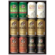 Ebisu five kinds set YHABN3D [beer gift]